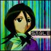 Rukia Avatar Style by SunSakura