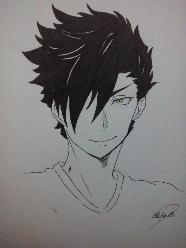 Kuro by shi3ru