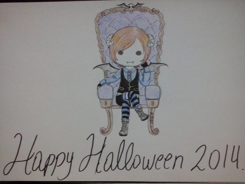 happyhalloween by shi3ru