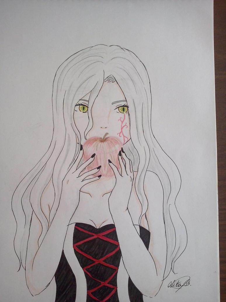 girl by shi3ru
