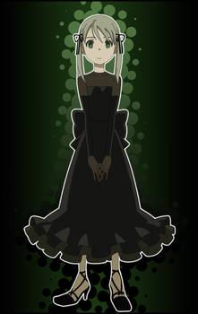 Maka in dress by nifi-Agatha