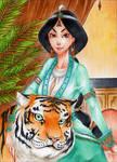 ACEO #62 Jasmine