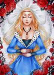 ACEO #63 Briar Rose