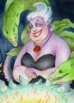 ACEO #65 Ursula