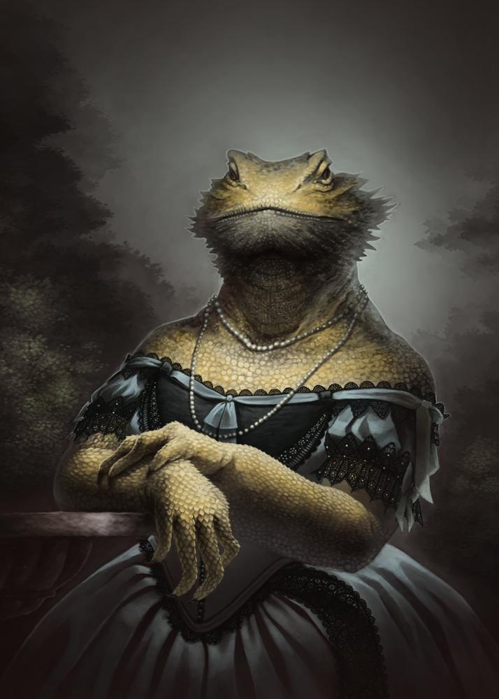 Madame Agame