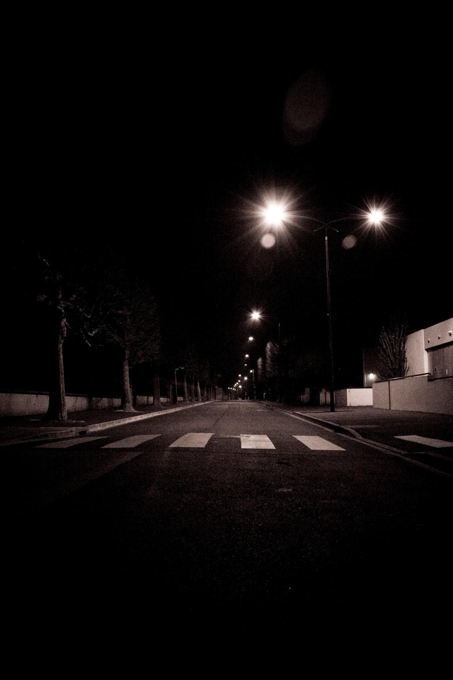 Dark Street 1 By Fabch On Deviantart