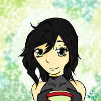 Ravena Bust by KytKitsune