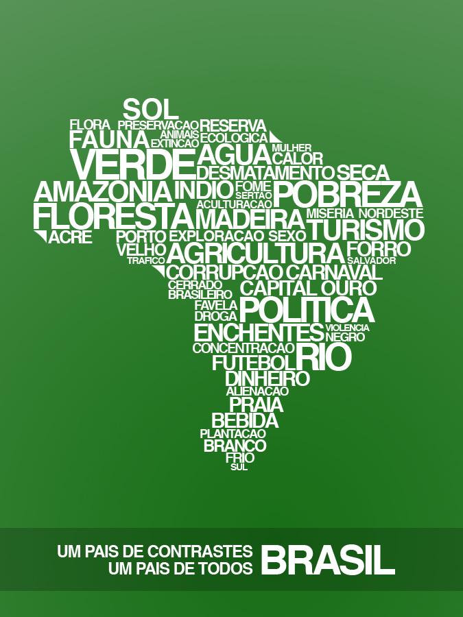 Brasil by blankenho