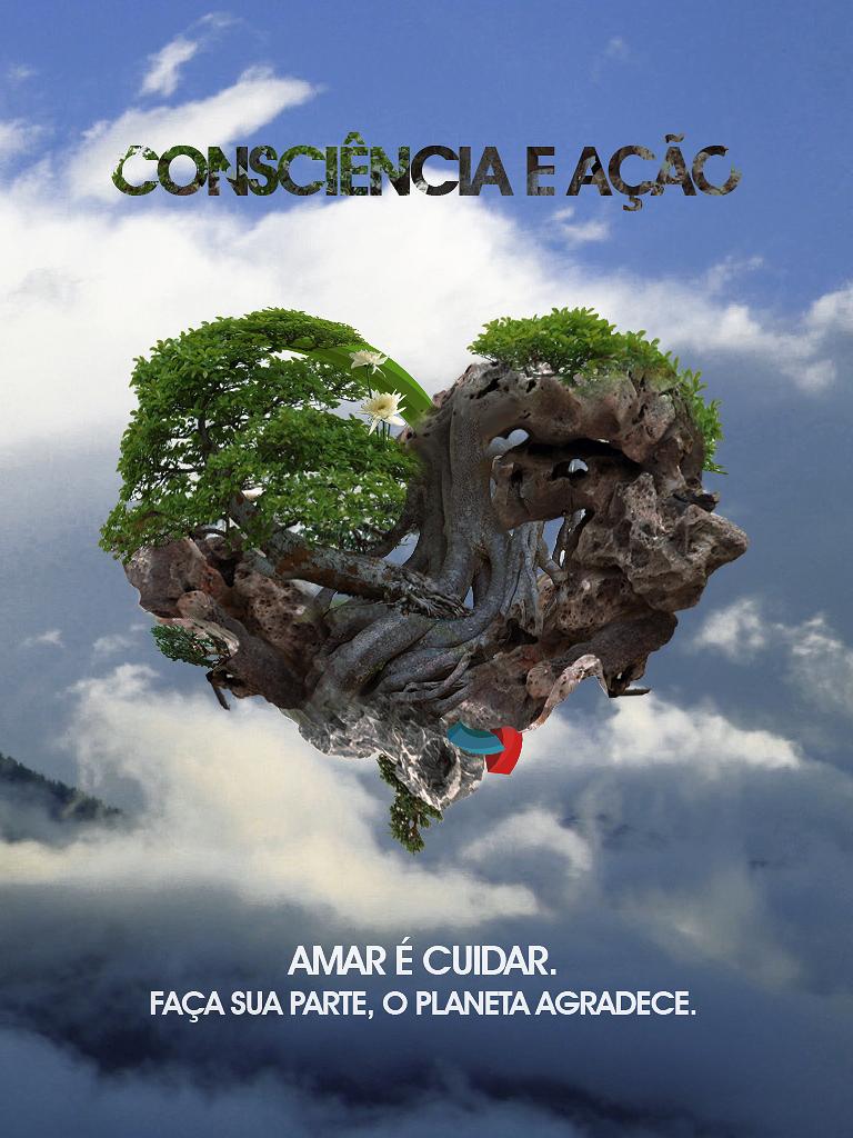 Consciencia e Acao by blankenho