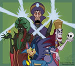 Aladdin Villains 2