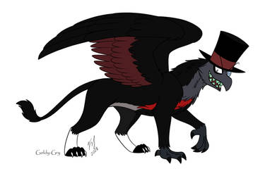BH Gryphon by Goldy--Gry