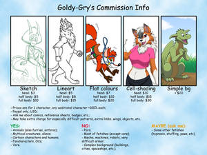 Goldy-Gry Commission Info