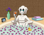 Bath Relaxation by Goldy--Gry