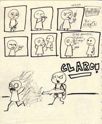Fuego? by atilagorn