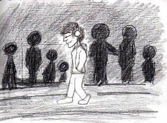 Music walk by atilagorn