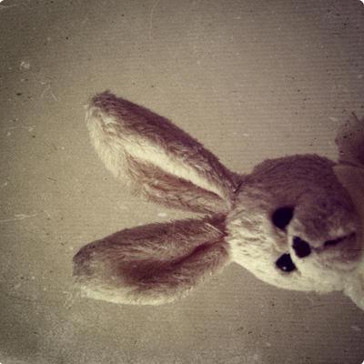 Bunny u ok ? by Sabi-Krabi