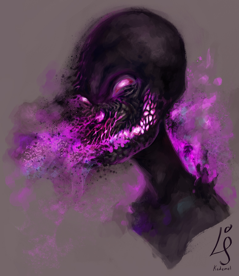 Enderman by kedemel