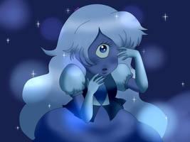 Sapphire (Steven Universe) The Answer by HaruTakamori
