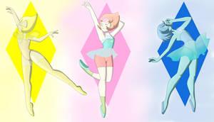 Pearls (Steven Universe) by HaruTakamori