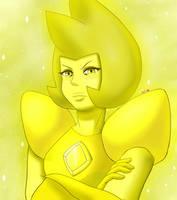 Yellow Diamond (Steven Universe) by HaruTakamori
