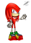 Modern Knuckles with Boom Style