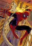 Spiderman (Colored)