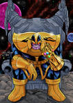 Thanos by Jefra