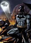 SHIE: Batman by Jefra