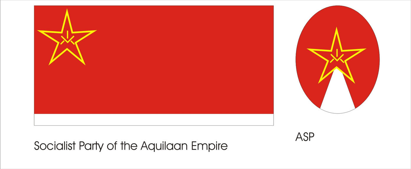 Socialist Party of the Aquilaan Empire by Ienkoron
