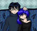 Chris and Mayuka