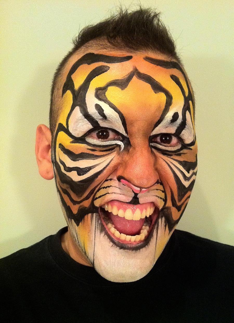 Tiger by RonnieMena