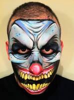 Clown by RonnieMena