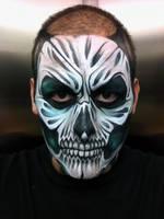 Halloween Skull by RonnieMena
