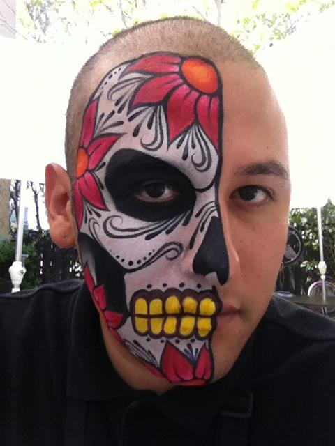Day Of The Dead By RonnieMena