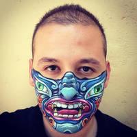 Mask by RonnieMena
