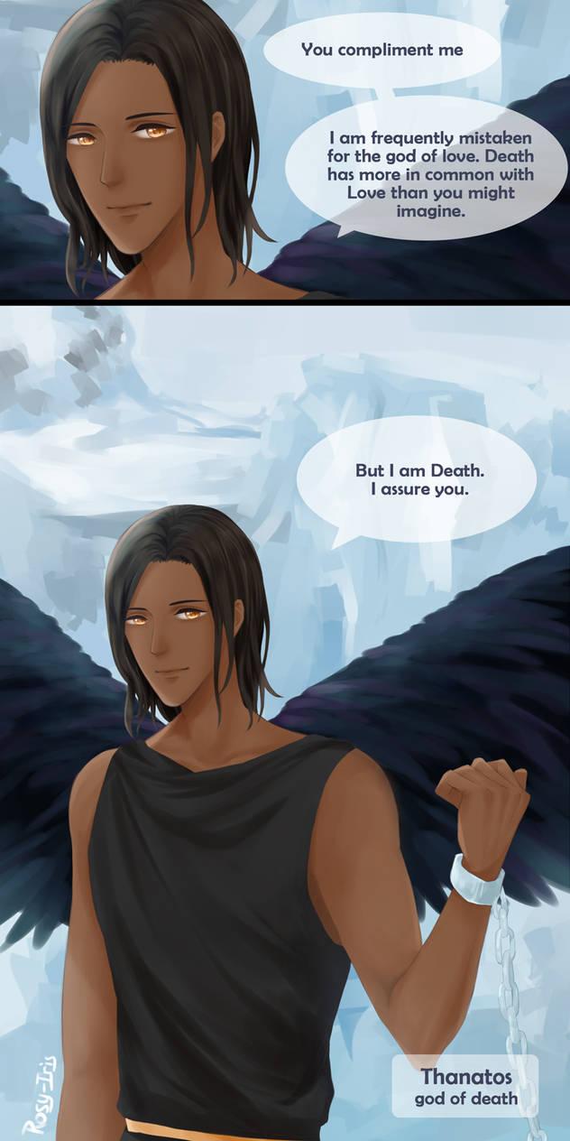 Death Is Beautiful By Rosy Iris On Deviantart