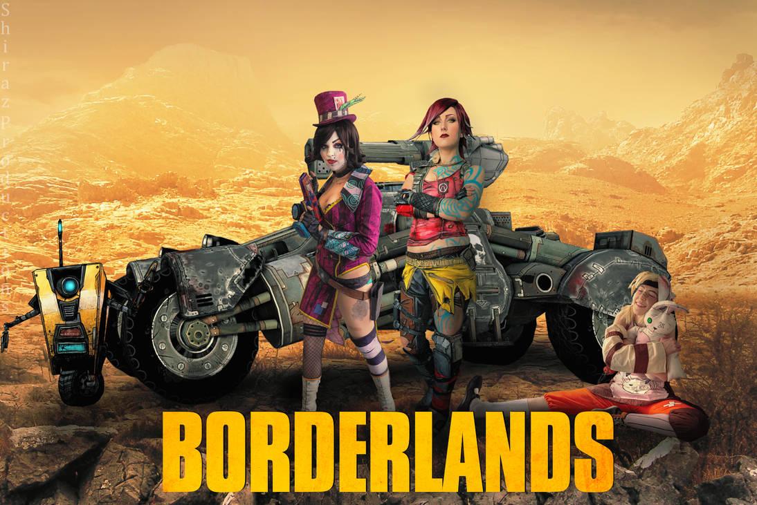 Borderlands Edit