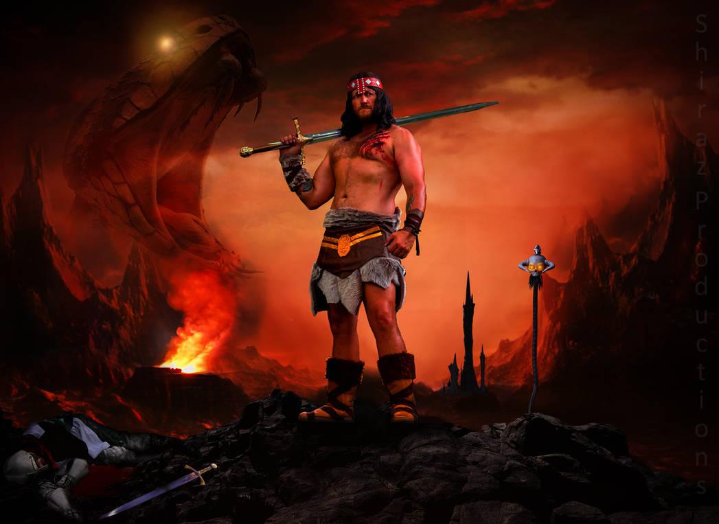 Conan Edit 1