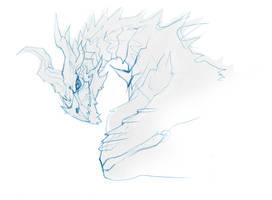 Quick Alduin sketch