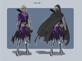 Havik - character design
