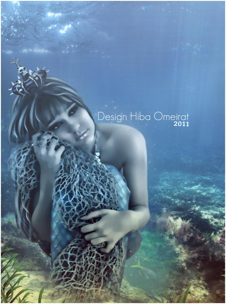 Mermaid by Bi22
