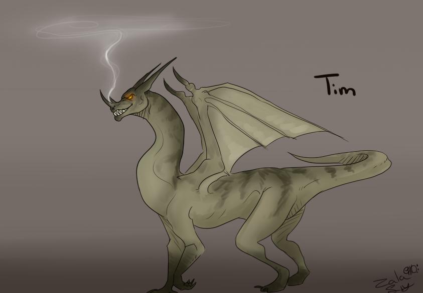 Tim by ZalaSly
