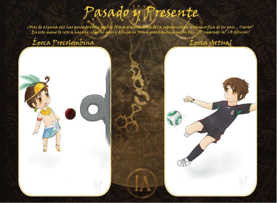 HTMR - Pasado y Presente Meme by kikyoyami8