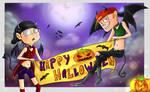 Happy Halloween -kevedd-