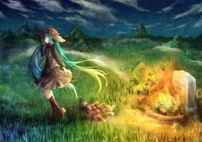 Fiery Ends, New Beginnings? by destizeph