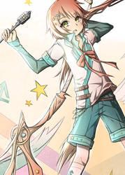 Shota idoL by destizeph