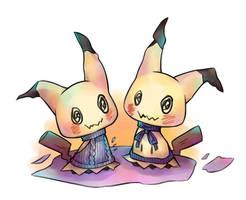 Mimikyu: Can I Really Be Popular?