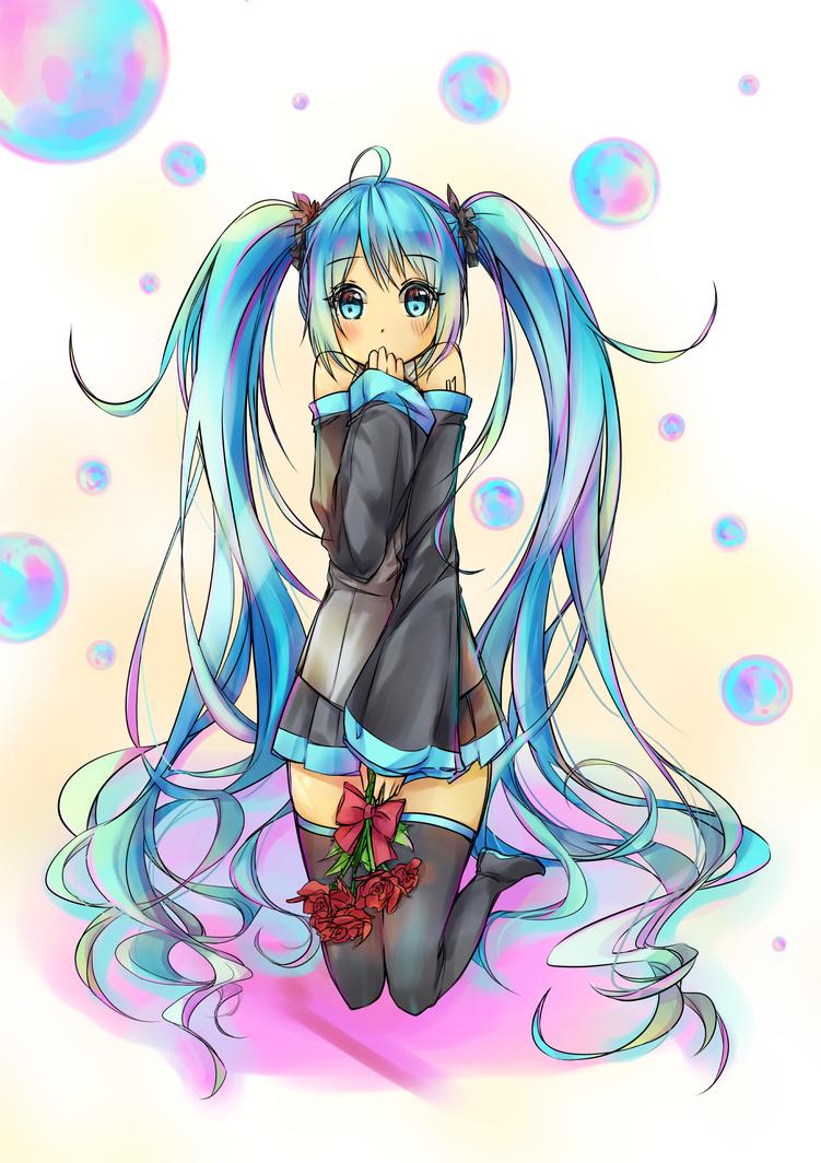 Mikumiku by destizeph