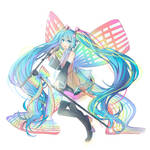 10th Anniversary Miku