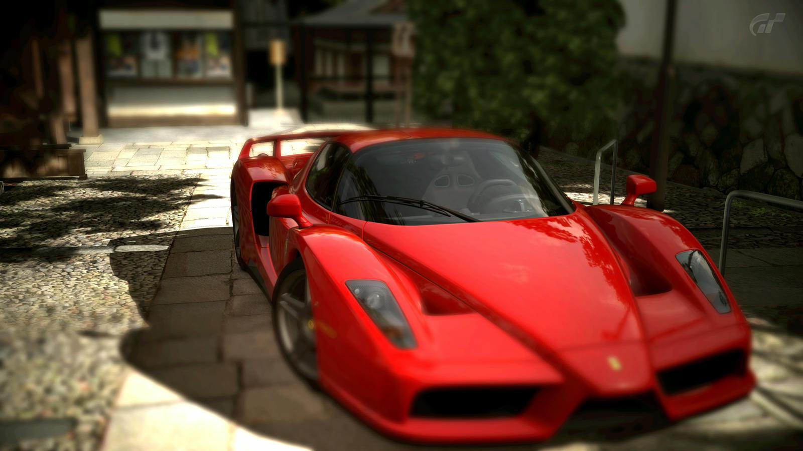 gran turismo 5 ferrari enzo 2 by father12345 - Ferrari Enzo 2010